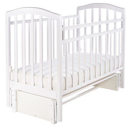 Кроватка Sweet Baby Cecilia Bianco Белый