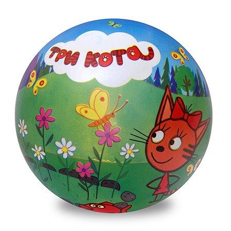 Мяч ЯиГрушка Три кота 23см 59756ЯиГ