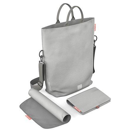 Сумка Greentom Diaper Bag Серый