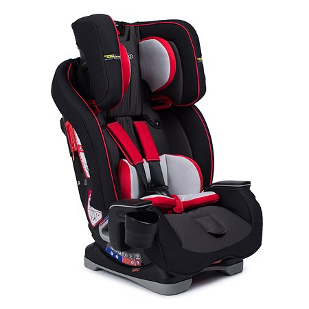 Автокресло Graco Milestone Fiery Red 2032998