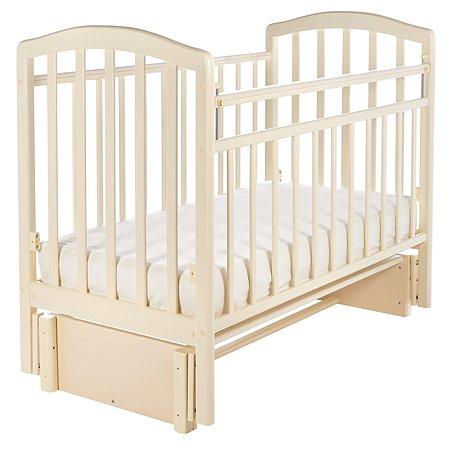 Кроватка Sweet Baby Cecilia Avorio Слоновая кость