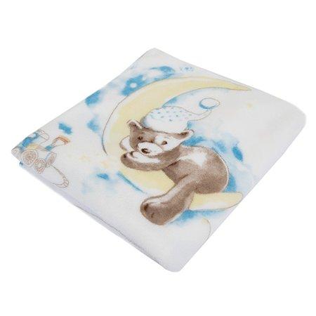 Плед Babyton Мишка на Луне DMY21288/8