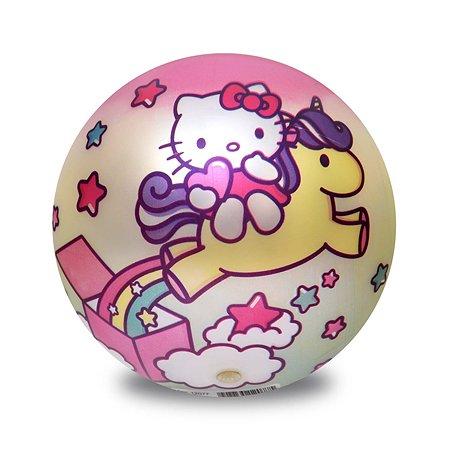 Мяч ЯиГрушка Hello Kitty 15см 12077ЯиГ