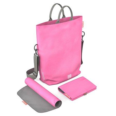 Сумка Greentom Diaper Bag Розовый