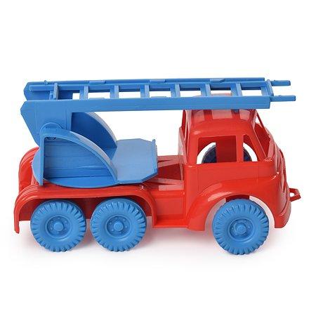 Пожарная машина Zebratoys Тоша
