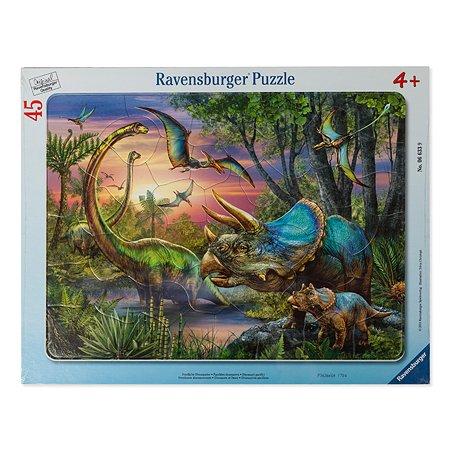 Пазл Ravensburger 30-45 элементов в ассортименте