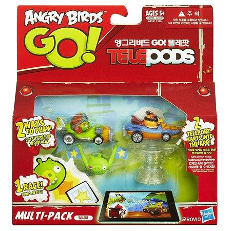 Мульти набор Angry Birds Telepods в ассортименте