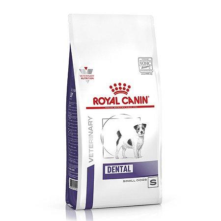 Корм для собак ROYAL CANIN Dental Special DSD25 Small Dog для гигиены полости рта 2кг