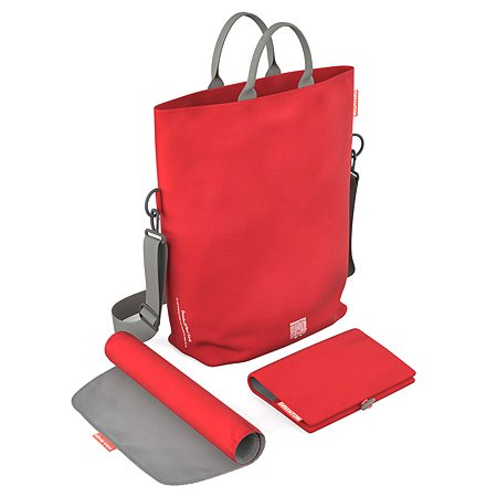 Сумка Greentom Diaper Bag Красный