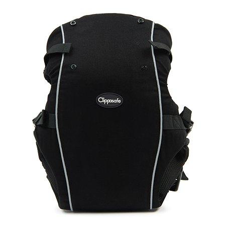 Рюкзак-переноска Clippasafe Carramio черный