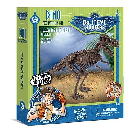 Набор для проведения раскопок Dr.Steve Тираннозавр