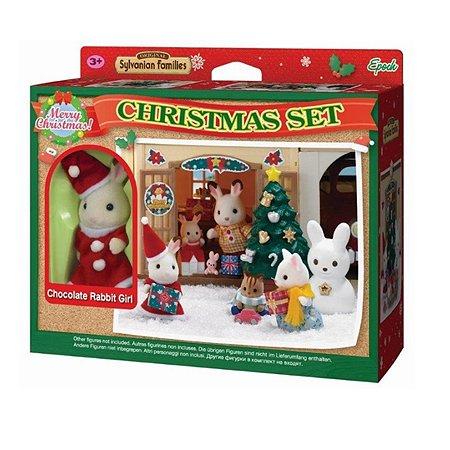 Набор Sylvanian Families Рождественский праздник