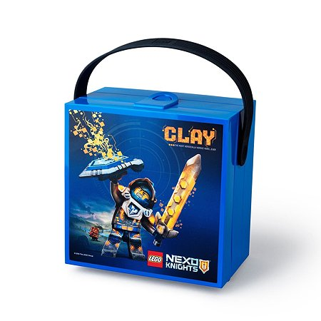 Ланч бокс LEGO NEXO KNIGHTS