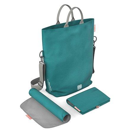 Сумка Greentom Diaper Bag Бирюзовый