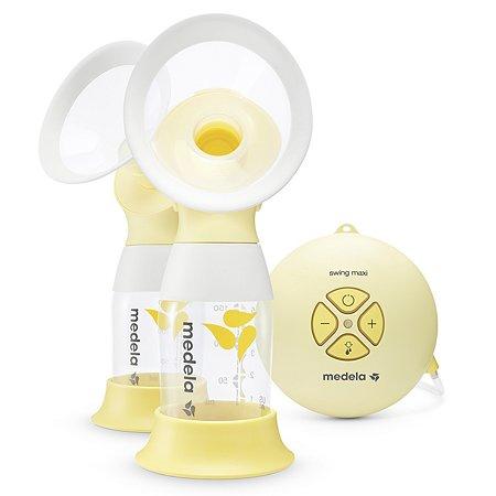 Молокоотсос Medela Swing Maxi Flex электрический двухфазный двойной 101033827