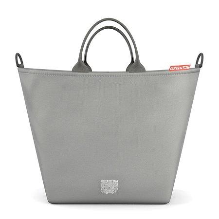 Сумка Greentom Shopping Bag Серый