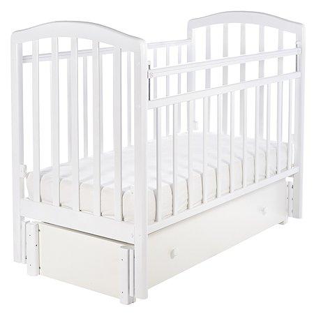 Кроватка Sweet Baby Lucia Bianco Белый