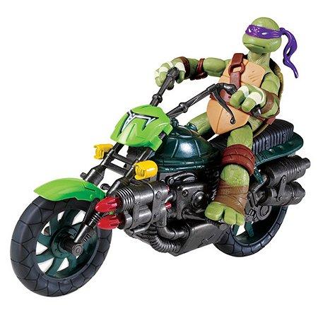 Мотоцикл Ninja Turtles(Черепашки Ниндзя) Черепашки Ниндзя (без фигурки)