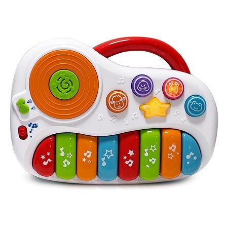 Развивающая игрушка Baby Go Мое первое пианино