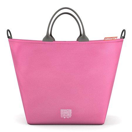 Сумка Greentom Shopping Bag Розовый