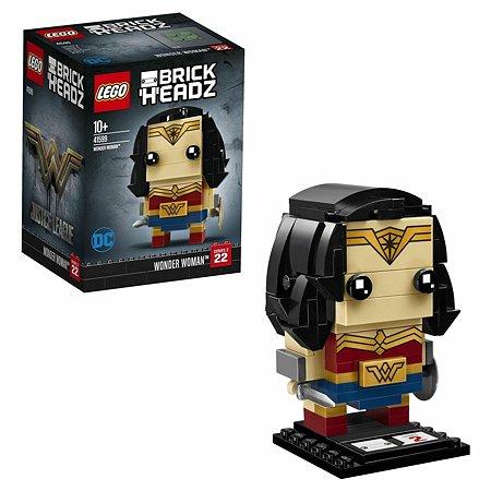 Конструктор LEGO Чудо-женщина BrickHeadz (41599)