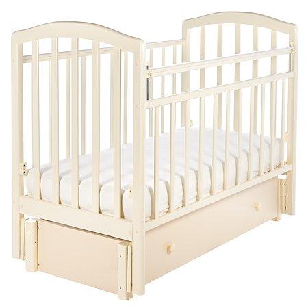 Кроватка Sweet Baby Lucia Avorio Слоновая кость