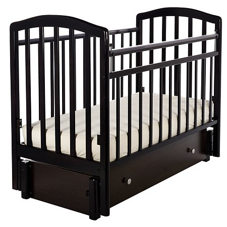 Кроватка Sweet Baby Lucia Wenge Венге