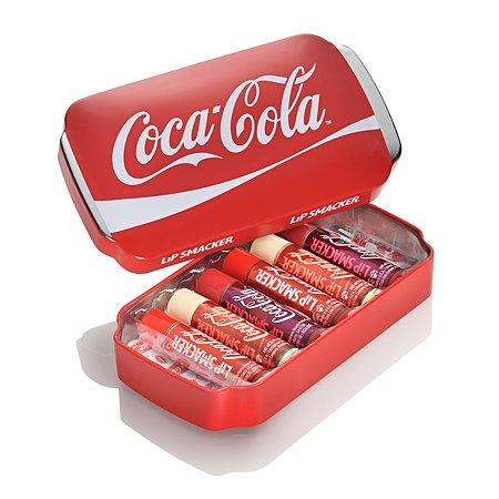 Набор бальзамов для губ Lip Smacker Кока-Кола 6шт 39136