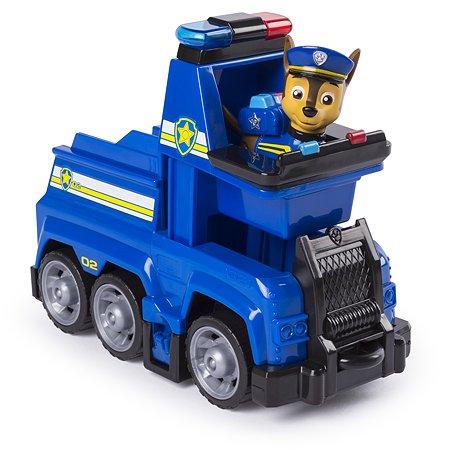 Машина Щенячий патруль с фигуркой Супер спасатели Гончик 6045905