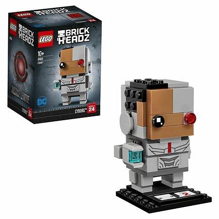 Конструктор LEGO Киборг BrickHeadz (41601)