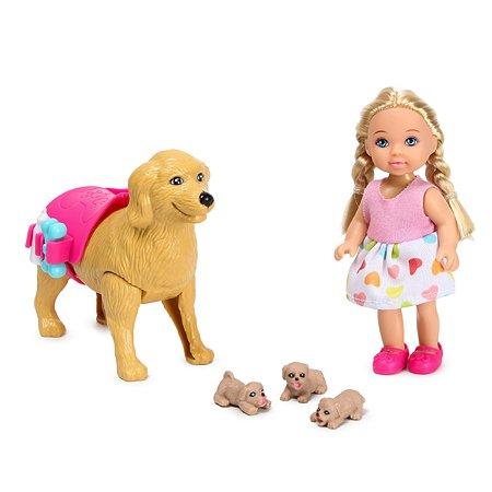Набор Demi Star Домашний питомец с мини-куклой 88001