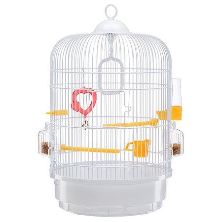 Клетка для птиц Ferplast Regina Перламутровая