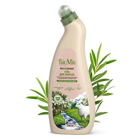 Средство чистящее BioMio для унитаза чайное дерево 750мл