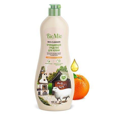 Средство чистящее BioMio для кухни апельсин 500мл