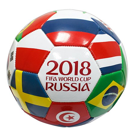 Мяч футбольный 2018 FIFA World Cup Russia TM Finalist Т11986