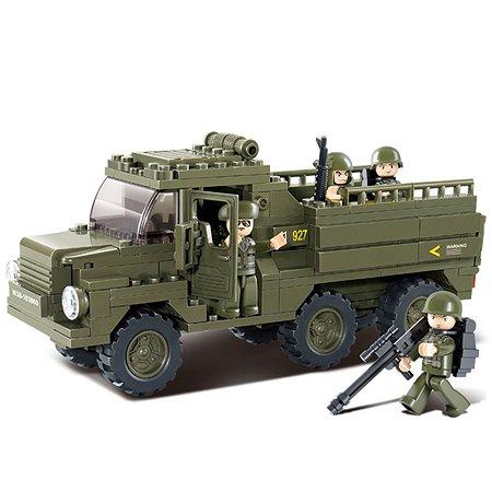Конструктор SLUBAN Сухопутные войска 2 .M38-B0301