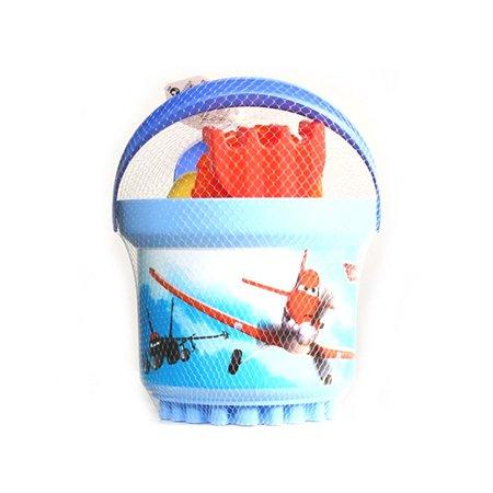 Песочный набор Росигрушка Disney 3л Взлётная полоса