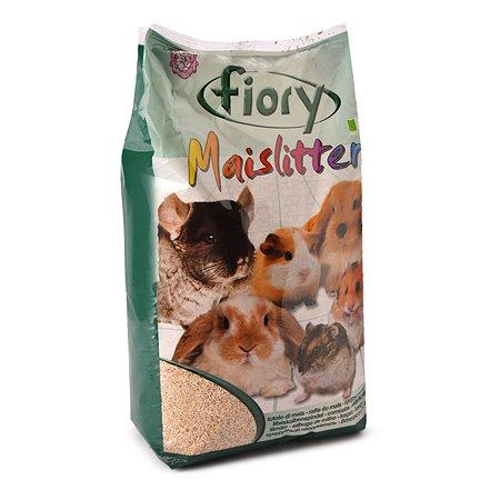 Наполнитель для грызунов Fiory Maislitter кукурузный 5л