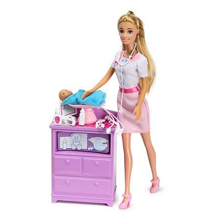 Набор Demi Star Педиатр с модельной куклой 99232