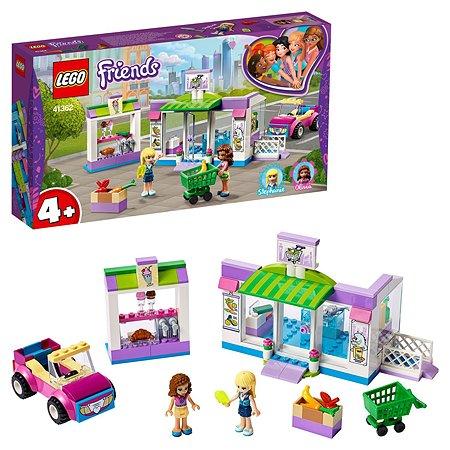 Конструктор LEGO Friends Супермаркет Хартлейк Сити 41362
