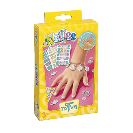 Набор TOTUM для дизайна ногтей и браслетов YOKO