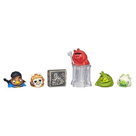 Мульти-набор Angry Birds телепортация в ассортименте