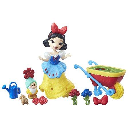 Набор Princess маленькая кукла Принцесса-Белоснежка