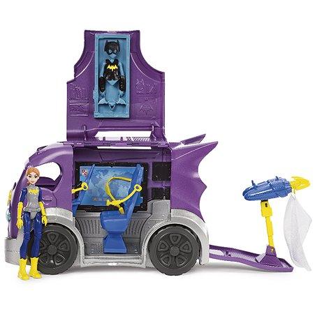 Игровой набор DC Hero Girls Штаб квартира на колесах