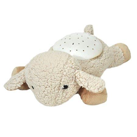 Ночник Cloud b Звездная овечка Белый