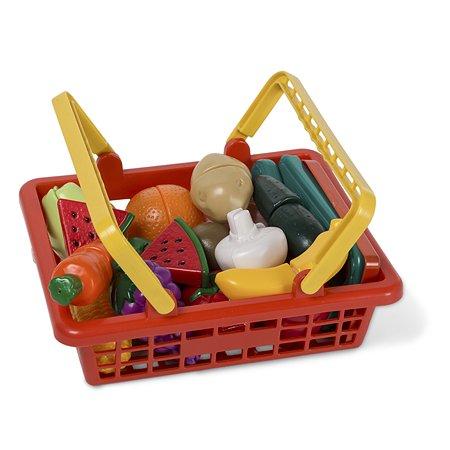 Набор Battat Овощи в корзинке