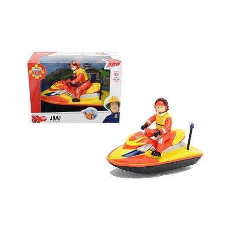 Водный скутер Fireman Sam Пожарный Сэм  на батарейках