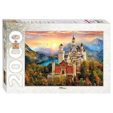 Пазл Step Puzzle Сказочный замок 2000 элементов 84031