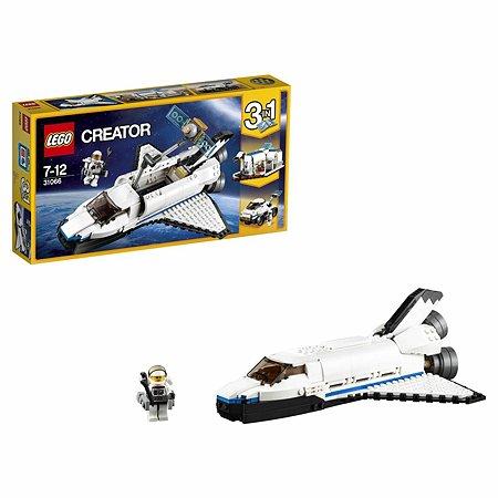 Конструктор LEGO Creator Исследовательский космический шаттл (31066)