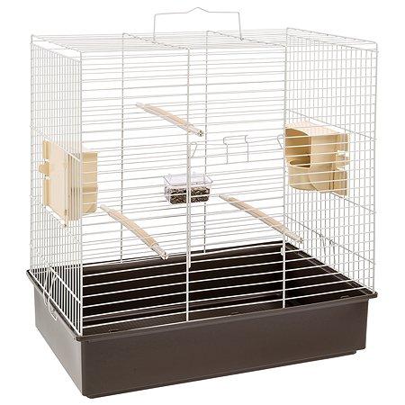 Клетка для птиц Ferplast Sonia Светло-серая